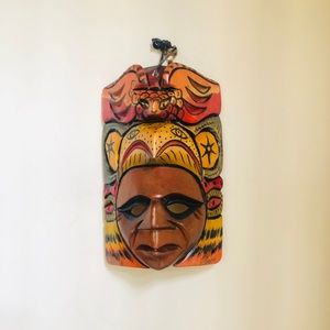 Honduras mask